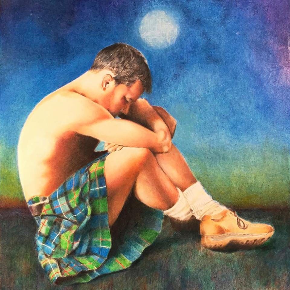 Joe Hendry Artist